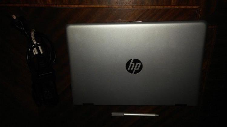 Notebook Hp Multifuncional Touchscreen