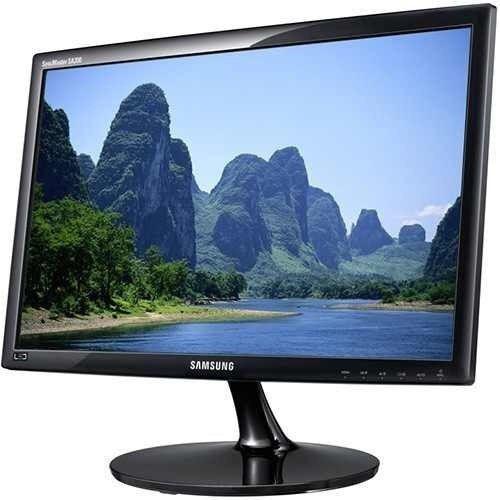 PC i3 4GB 500GB monitor 18,5