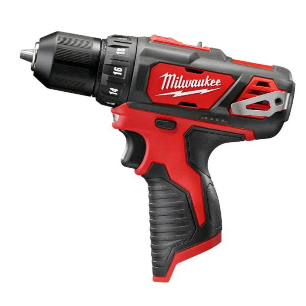 Taladro Percutor Atornillador M12 Milwaukee 2407-20-64 12v