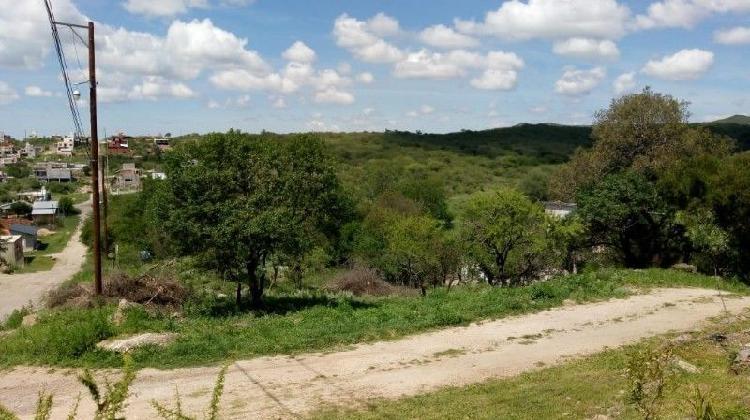 Vendo terrenos va. san nicolás (x2) 430 y 300 mtrs2