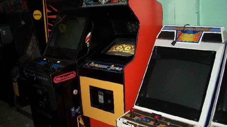 arcade wally retro fichin