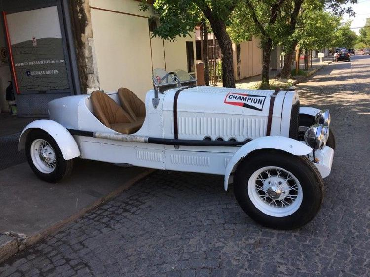 Ford - ford a 1931 - baquet