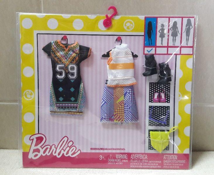 Barbie ropa original mattel y accesorios mod.4