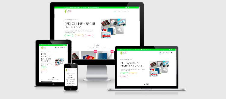 Diseño web responsive desde $5.500