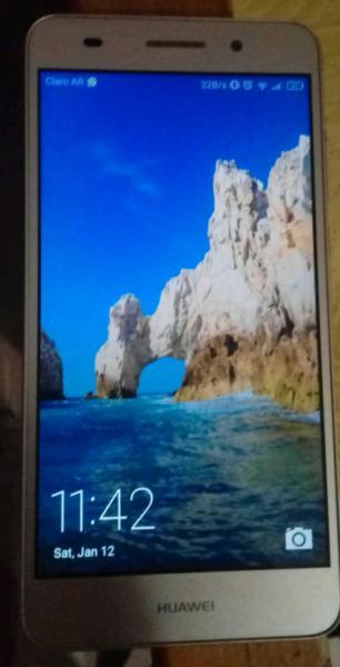 Huawei y6 ii (usado)