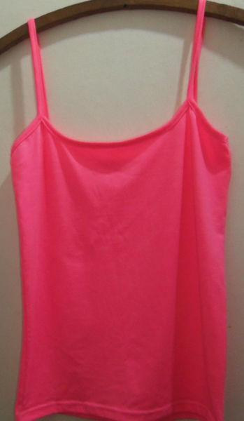 Remera top talle m color