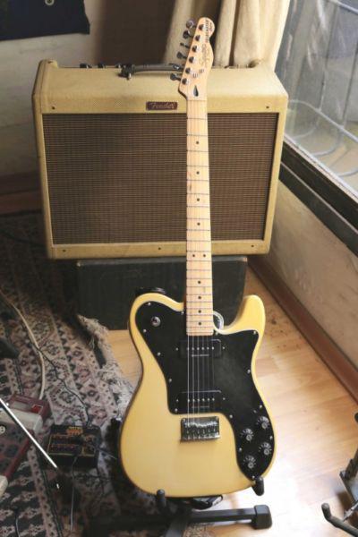 guitarra Squier Telecaster Custom 2