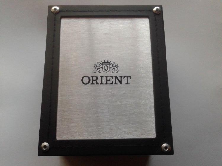Reloj orient automatico my