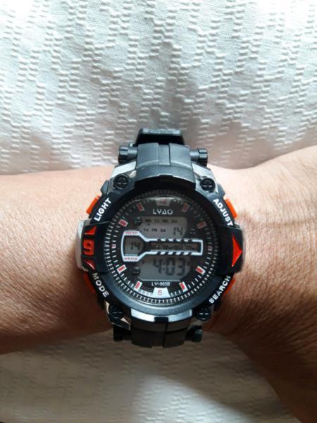 Reloj deportivo nuevo tipo g shock marc lyao