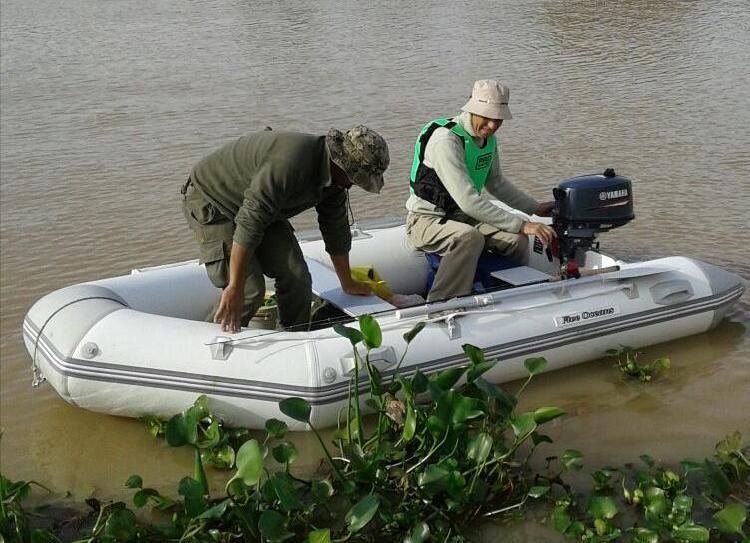 Motor yamaha 5 hp bote inflable p/ 4p