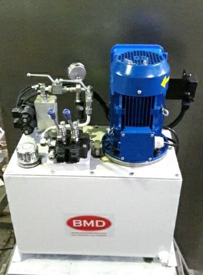 Centrales y cilindros hidráulicos