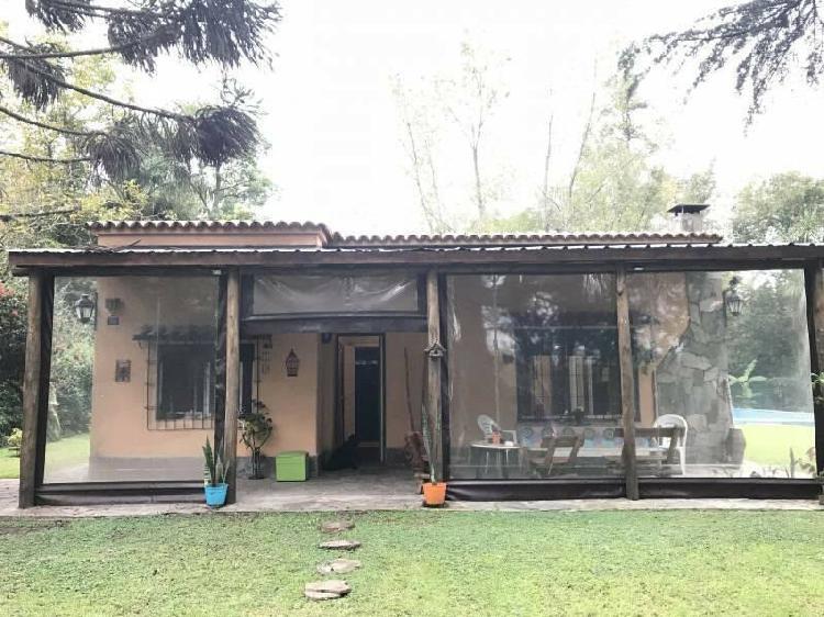 Casa quinta - la reja sur