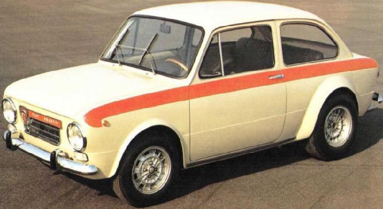 Fiat 800 - 850 manual de taller despiece esquema electrico