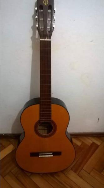 Guitarra criolla antigua casa núñez