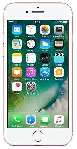 Iphone 7 de 32 gb rosa gold