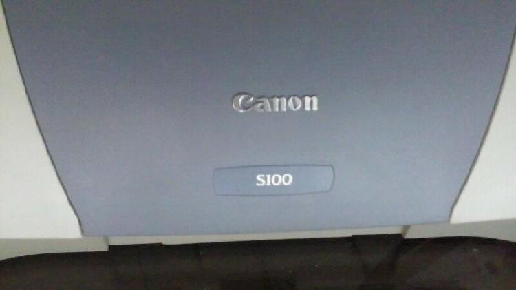 Impresora canon s100 funciona buen estado