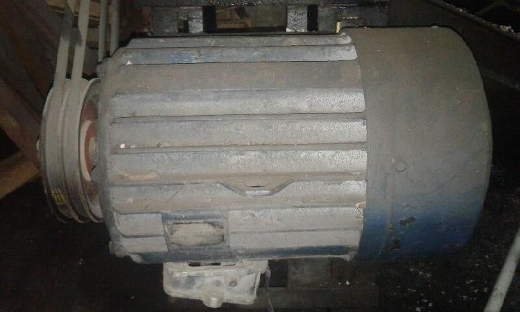 Motor trifasico 10 hp