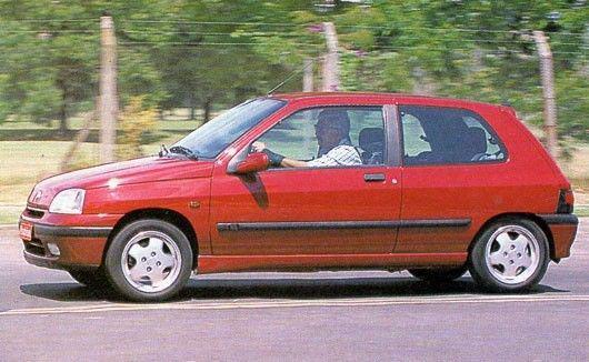 Renault clio gt-rsi full motor 1,8 - 195 km/hora nuevo 9300