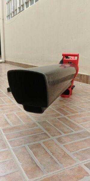 Sopla aspiradora de hojas importada (italiana)