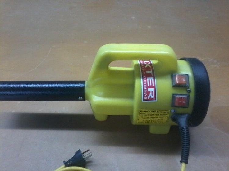Turbina secadora dixter - modelo: 2805 frio/calor -