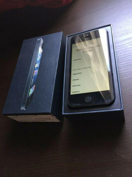 Iphone 5 en buen estado