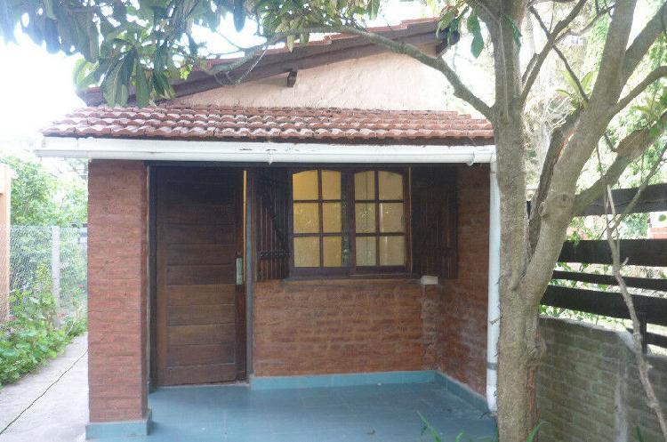 Alquilo casa atlantida sta clara p/4 per$900