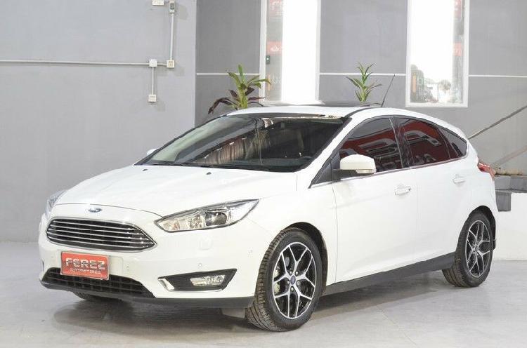 Ford focus 2.0l titanium a/t nafta 2015 5 puertas color