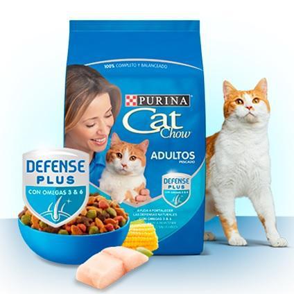 Cat chow gatos adultos 15 kg