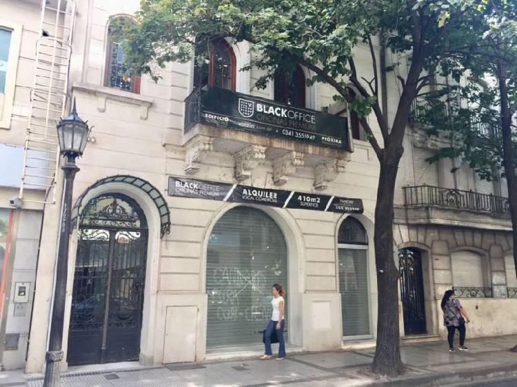 Córdoba 1700. oficina premium. estrenar. 96m². edificio