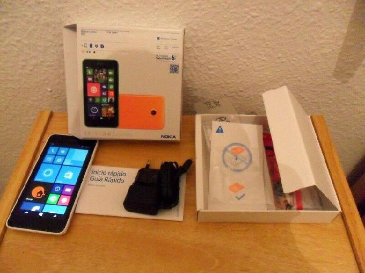 Nokia lumia 635 4g en caja liberado