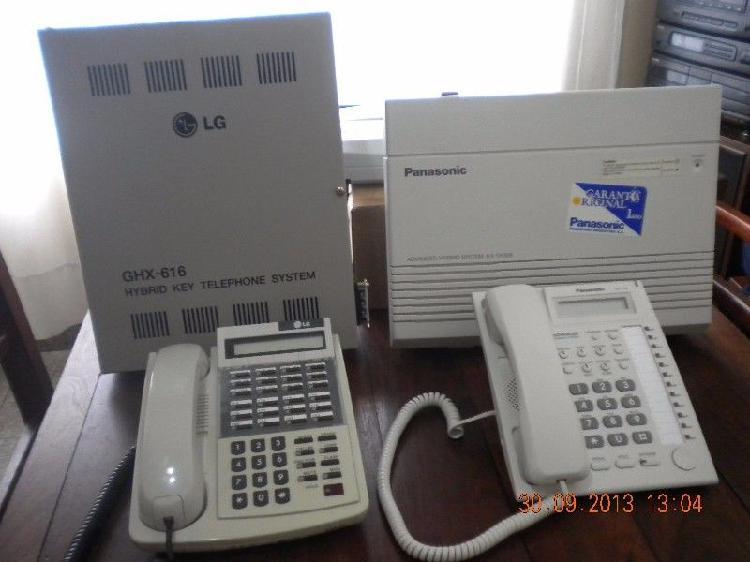 Centrales telefonicas venta instalacion y servicio