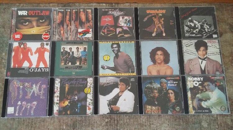 Lote de cd musica