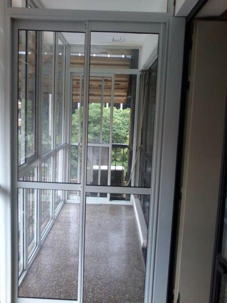 Aberturas de aluminio -cerramientos- fabricacion y
