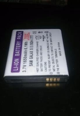 Bateria samsung galaxy s2 la mejor centenial