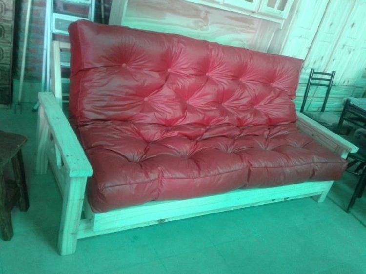 Muebles de pino, camas,chifonier,armarios,despenseros y mas
