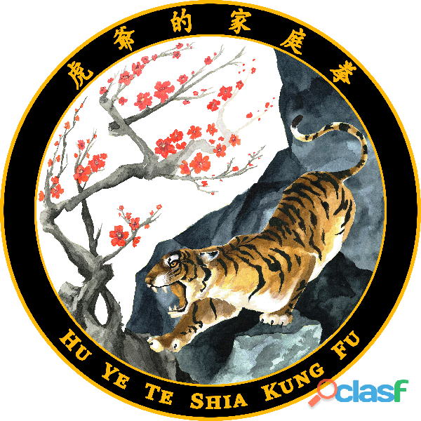 Kung fu escuela hu ye te shia
