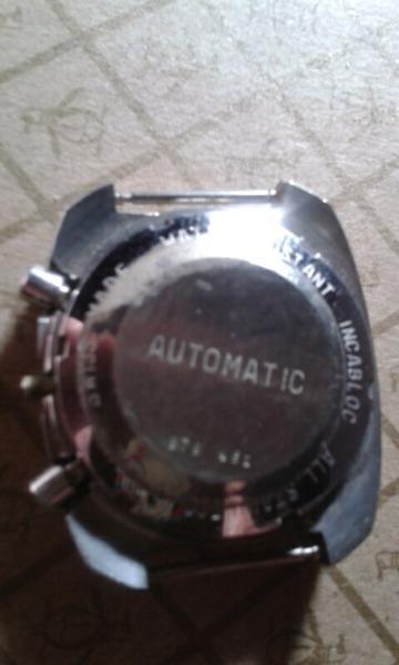 Cronómetro automatico caja