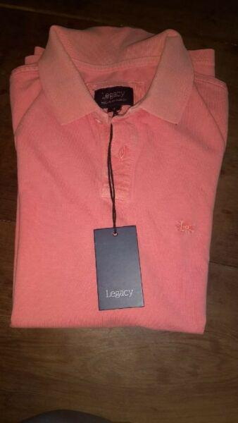 Camisa legacy salmon oferts