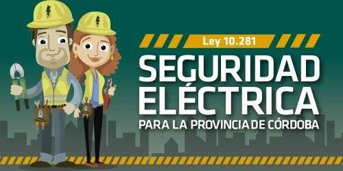 Certificado electricista habilitado matriculado