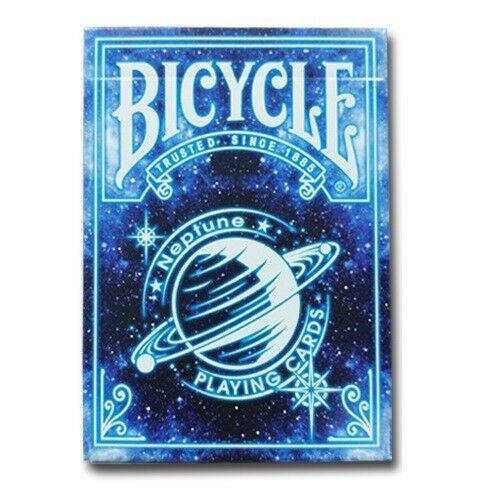 Cartas bicycle neptune