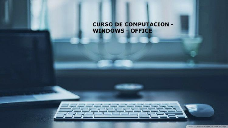 Computacion a domicilio curso office 2010