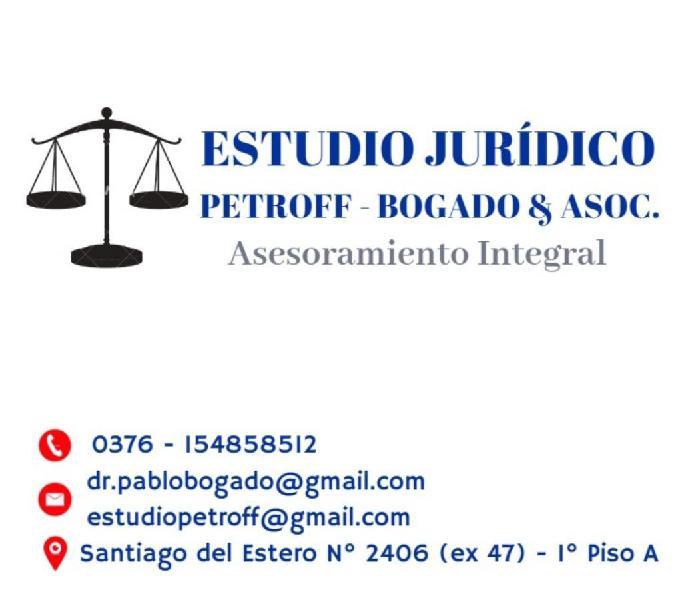 Estudio jurídico petroff bogado asoc