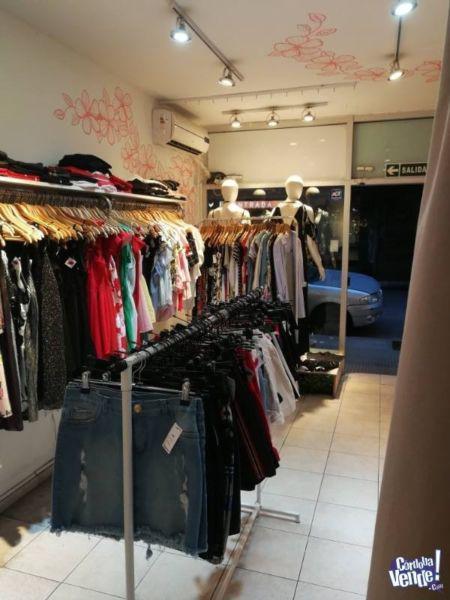 Fondo de comercio local indumentaria femenina nueva córdoba