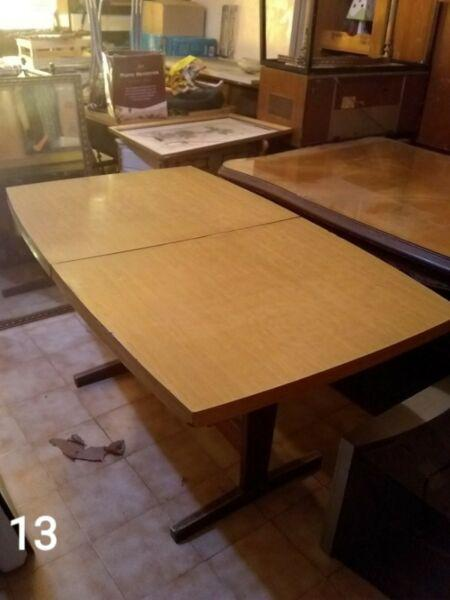 Mesa extensible rectangular muy grande