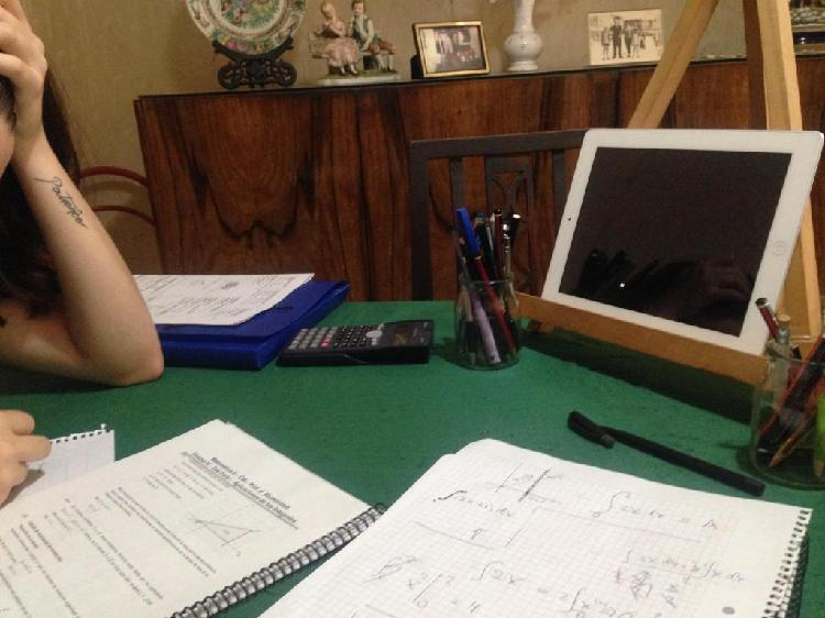 Matemática, física y química