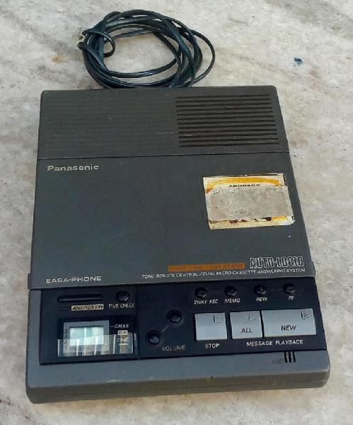 Panasonic kxt5100 c contestador automático para teléfono