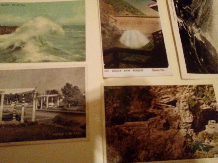 Gp5600 tarjeta postal antigua