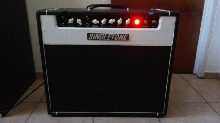 Amplificador valvular singletone big twenty
