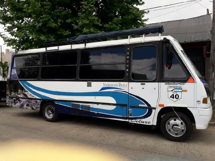 Motorhome mercedes benz 814 impecable