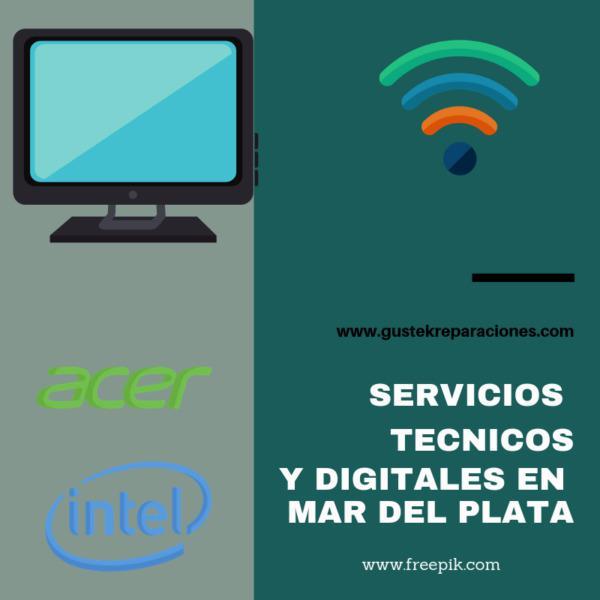 Servicios informáticos en mar del plata